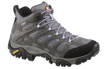 Merrell Moab Mid Gore-Tex grey/periwinkle